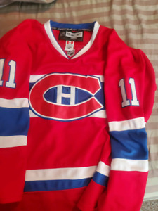 Montreal canadians jerseys