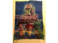 Toy story swimming/kit bag waterproof brand new