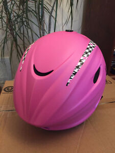 Youth Girl Winter Helmet