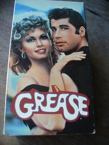 Films en Cassettes vidéo VHS