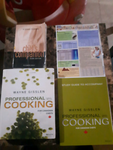 culinary management textbooks for sale OBO