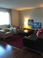Renovated 2 Bedroom in Windsor Park, Furnished, close to Chinook