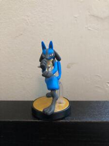 Nintendo Amiibo: Lucario – Super Smash Bros (opened box)