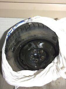 REDUCED! Michelin X-Ice winter tires and rims.