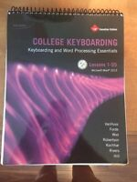College keyboarding 19th edition