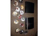 PS3 x2 both perfect condition