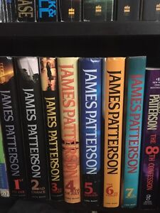 James Patterson  Woman's Murder Club Prince George British Columbia image 1