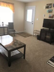 Furnished 1 bdrm in-law suite includes utilities/cable/internet