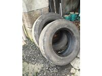 Michelin Part worn lorry tyres 265/70/19.5