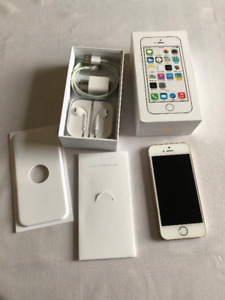 Apple iPhone 5s Gold In Very Good condition