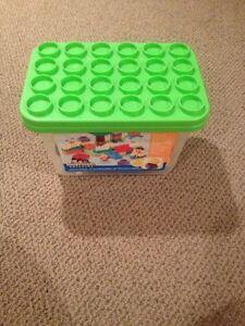 Little People Mega Bloks