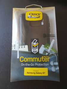 [BRAND NEW] OtterBox Commuter for Galaxy S7 + Screen Protector