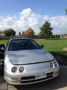 1997 Acura Integra Rs Coupe (2 door)