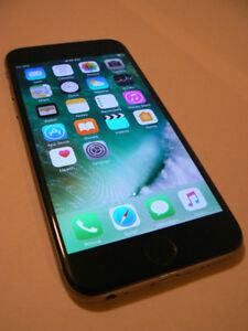 Apple iPHONE 6 UNLOCKED Wind,Freedom,Chatr,Rogers,Bell,Telus rea