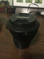 Tamron SP 10-24 mm wide angle lens