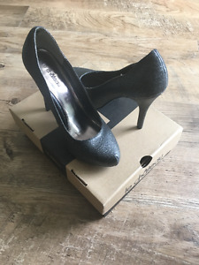 Assorted size 9 designer women's shoes, starting at $25