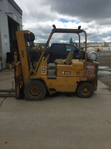 Used CAT Forklift For Sale