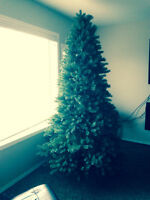 7.5 ft Christmas tree - soft touch