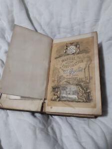 books manual of the corporation of the city of new york 1860's