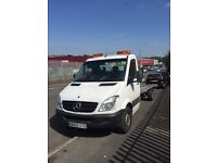 Mercedes sprinter recovery truck