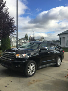 2012 Toyota Sequoia Limited SUV, Crossover