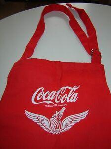 Coca Cola Unisex Apron - new - gift ready!