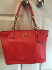Coach authentic handbag- BAG # 12