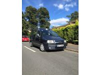 Peugeot expert e7 taxi cab Hackney 8 seats m1 cab direct grey