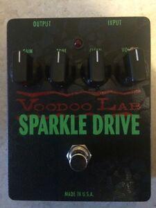 Voodoo Labs - Sparkle Drive