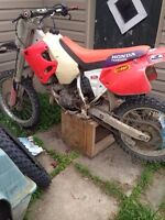 My bike + 500$ for your 4 stroke