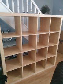 IKEA USED 16 Cube unit