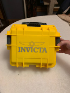 Invicta Watch Case - Brand New - Excellent condition