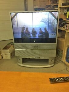 43 inch projection tv