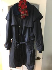Manteau d'hiver KANUK pour homme presque neuf