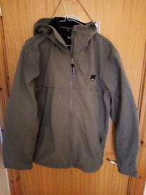 Bench soft shell new jacket size large
