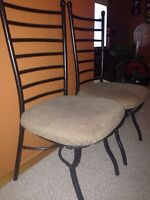 Four Dining Room Chairs - Great Condition