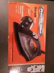 Clothes Iron -  Proctor Sale - New in box