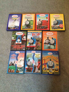 Thomas the Train DVDs