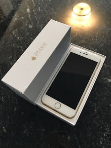 Mint Condition iPhone 6 16GB Gold Kitchener / Waterloo Kitchener Area image 3