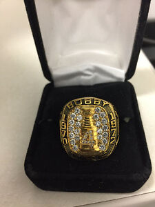 Bobby Orr Commemorative Ring
