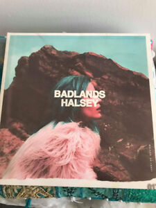 Halsey Badlands Vinyl LP