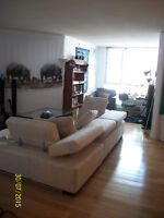 Fully furnished condo apartment 1500$/month
