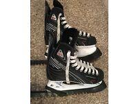 Boys hockey ice skates