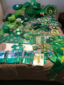 St Patrick's Day Party Items