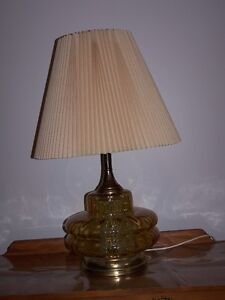 MATCHING LAMPS IN GREAT CONDITION