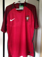 2016 Euro  Nike portugal jersey red