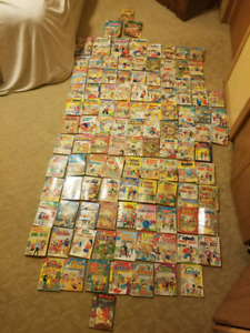 Archie comic collection! 105 total including a number 1 print!!