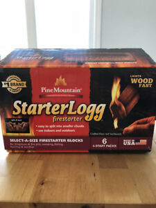 Pine Mountain StarterLogg Firestarter 24 pack