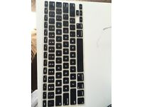 Rubber keyboard protector -macbook pro 13/15inch