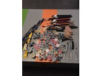 Modeling tools and paint